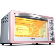 厨卫电器智能家居格兰仕(Galanz)K1H家用电烤箱32L容量上下独立控温 内置炉灯 带转叉加热风