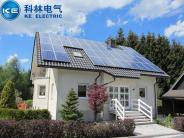 科林电气 3000W屋顶式太阳能发电系统 家用光伏发电 厂家直销