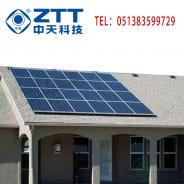 中天 太阳能光伏发电系统 分布式并网 家用商用6KW