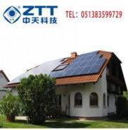 中天 太阳能光伏发电系统 分布式并网 家用商用10KW