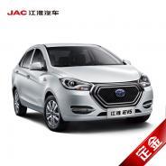 江淮iEV5 纯电动轿车  超长续航  购车订金