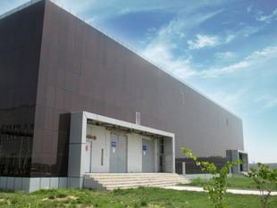 Hanergy*汉能 光伏建筑一体化 写字楼*办公楼 幕墙 BIPV太阳能发电薄膜组件