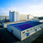 汉能薄膜太阳能发电小型工厂