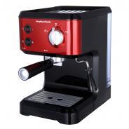 摩飞(Morphyrichards) MR4677 泵压式咖啡机 磨豆机 家用咖啡机 咖啡壶