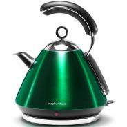 摩飞(Morphyrichards) MR7456 电热水壶 电水壶 炫彩不锈钢电热水壶 翡翠绿