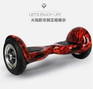 悦贝10寸越野版双轮电动漂移车扭扭车