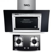 家用吸油烟机燃气灶套装 SKG 4703+4906