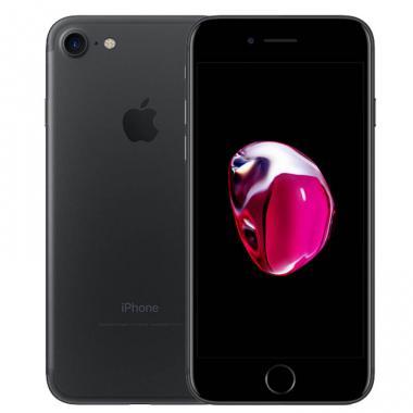 数码通讯苹果*APPLE iPhone 7 黑色 4.7寸 移动联通电信全网通4G手机