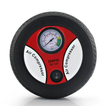 车载充气泵 19缸车用充气泵 汽车打气机汽车轮胎充气泵