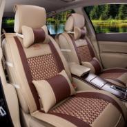 时尚汽车四季坐垫轿车通用春夏座垫汽车用品座套汽车坐垫