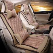 丹尼皮冰丝夏季汽车坐垫 汽车用品 通用凉垫套座垫