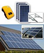 昆兰户用型小太阳经典系列之4kW分布式光伏发电系统