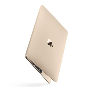 数码通讯Apple MacBook 12英寸笔记本电脑 8G金色 256GB闪存 MK4M2CH*A