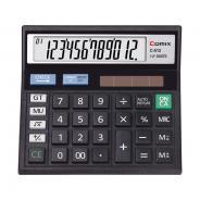 齐心 C-512 计算器 中台 回查数型
