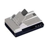 影源X2050彩色双面A4高速文档扫描仪