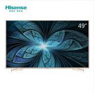 海信(Hisense)LED49N39U 49英寸 4K高清  HDR 平板液晶