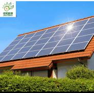 佳和 太阳能发电系统 分布式电源 家用商用5KW