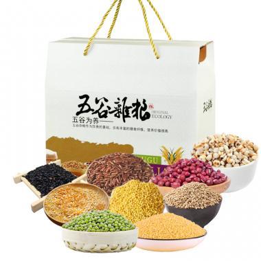 【企业采购】巴东 慧农帮  六米两豆营养粥礼盒3.1kg*1盒