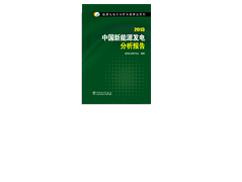 国网商城,2013年中国新能源发电分析报告